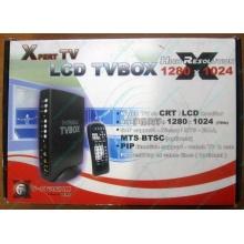 Внешний TV tuner KWorld V-Stream Xpert TV LCD TV BOX VS-TV1531R (без БП!) - Ессентуки