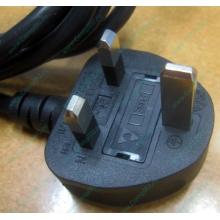 Кабель питания SS145A BS-1363/A FUSED 3-pin UK (Ессентуки)
