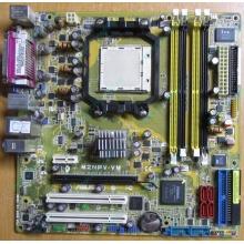 Материнская плата Asus M2NPV-VM socket AM2 (без задней планки-заглушки) - Ессентуки