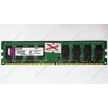ГЛЮЧНАЯ/НЕРАБОЧАЯ память 2Gb DDR2 Kingston KVR800D2N6/2G pc2-6400 1.8V  (Ессентуки)