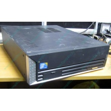 Лежачий четырехядерный компьютер Intel Core 2 Quad Q8400 (4x2.66GHz) /2Gb DDR3 /250Gb /ATX 250W Slim Desktop (Ессентуки)