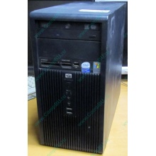 Системный блок Б/У HP Compaq dx7400 MT (Intel Core 2 Quad Q6600 (4x2.4GHz) /4Gb /250Gb /ATX 350W) - Ессентуки
