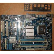 Материнская плата Gigabyte GA-EP45T-UD3LR rev 1.3 Б/У (Ессентуки)
