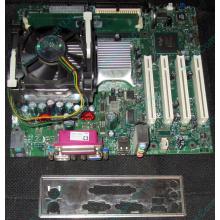 Комплект: плата Intel D845GLAD с процессором Intel Pentium-4 1.8GHz s.478 и памятью 512Mb DDR1 Б/У (Ессентуки)