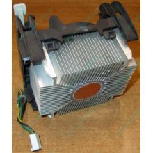 Кулер для процессоров socket 478 с медным сердечником внутри алюминиевого радиатора Б/У (Ессентуки)