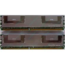 Серверная память 1024Mb (1Gb) DDR2 ECC FB Hynix PC2-5300F (Ессентуки)