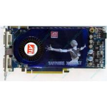 Б/У видеокарта 256Mb ATI Radeon X1950 GT PCI-E Saphhire (Ессентуки)