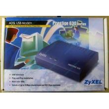 Внешний ADSL модем ZyXEL Prestige 630 EE (USB) - Ессентуки
